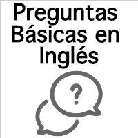 Lección sobre preguntas básicas en inglés de información personal con audio. What's your full name?, Where are you from?, más información