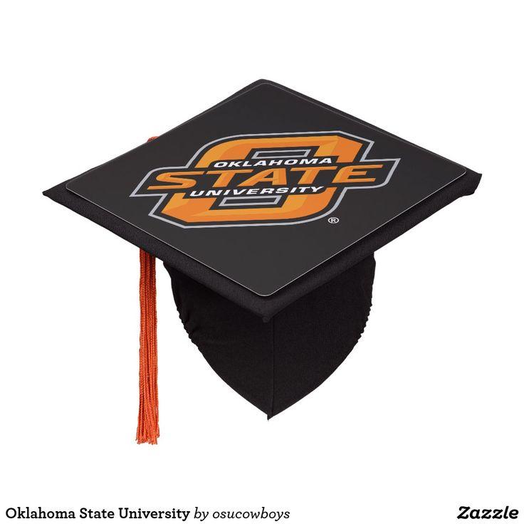 Oklahoma State University Graduation Cap Topper | Zazzle.com