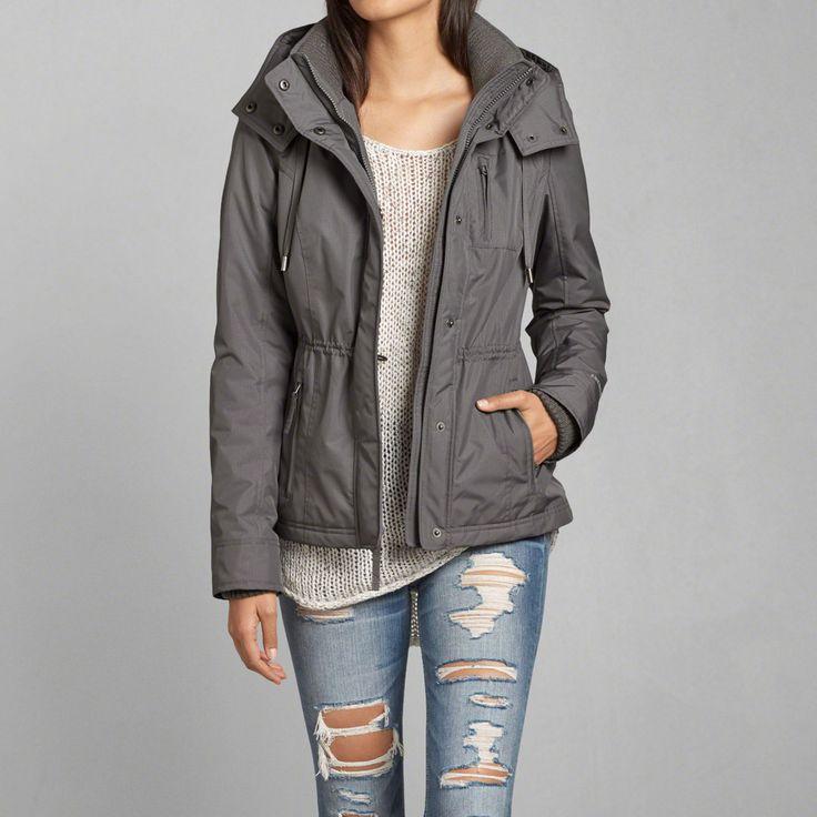 Anorak jacket abercrombie