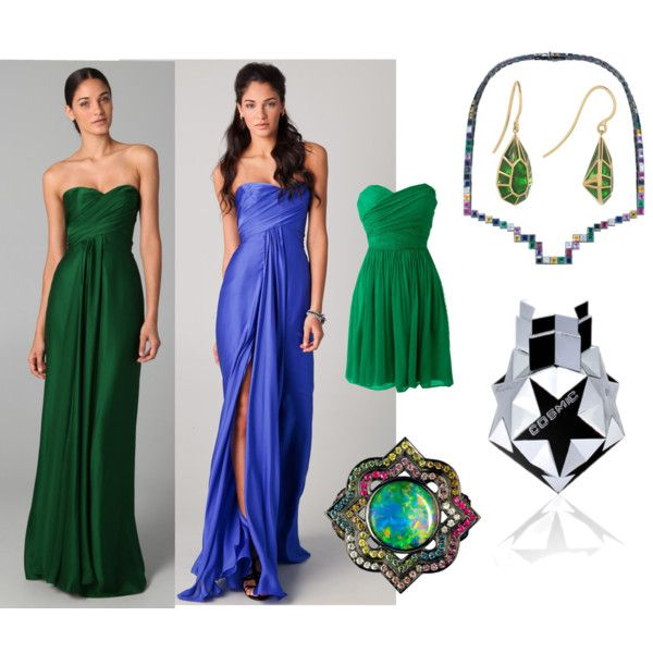 reem and solange, created by rewolf71 on Polyvore