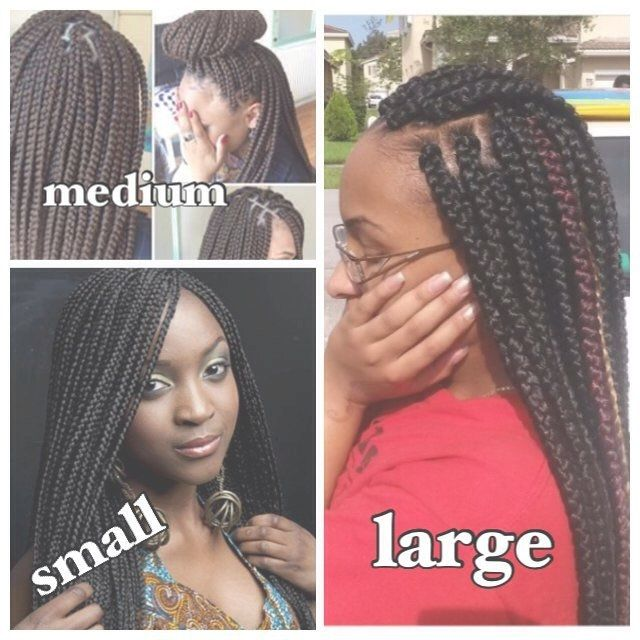 Nice 77 Best Black And Blonde Box Braids Mixed For Ideas 2020 Different Sizes Of Box Braids Box Braids Styling Box Braids Hairstyles Box Braids Sizes