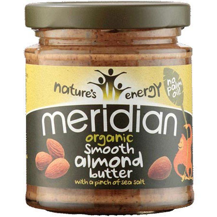 Meridian Almond Butter 170g