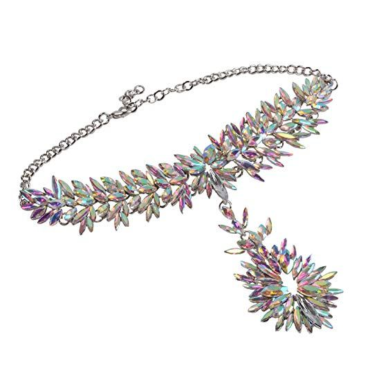 a51f444ad Holylove 3 Colors Women Statement Necklace Fashion Jewelry Chain for Novelty  Costume Jewellery 1 pc with Gift Box #Pendants, #Necklaces, #Jewelry, #Women,  ...