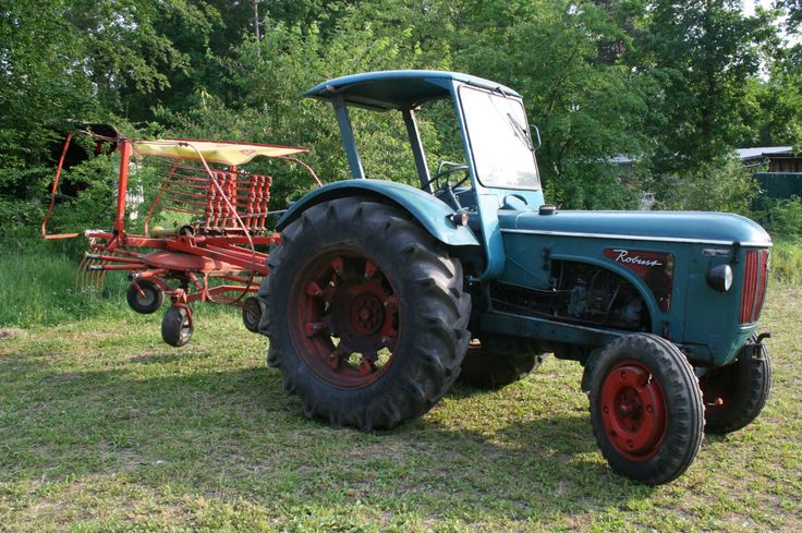 HANOMAG seltene gebauter ROBUST R 50 mit Roots Gebläse | eBay