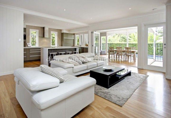 Architects Hawthorne, Brisbane Queenslander Renovation Architects