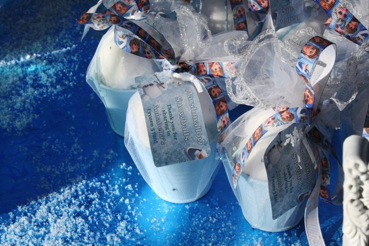 Snowball pails