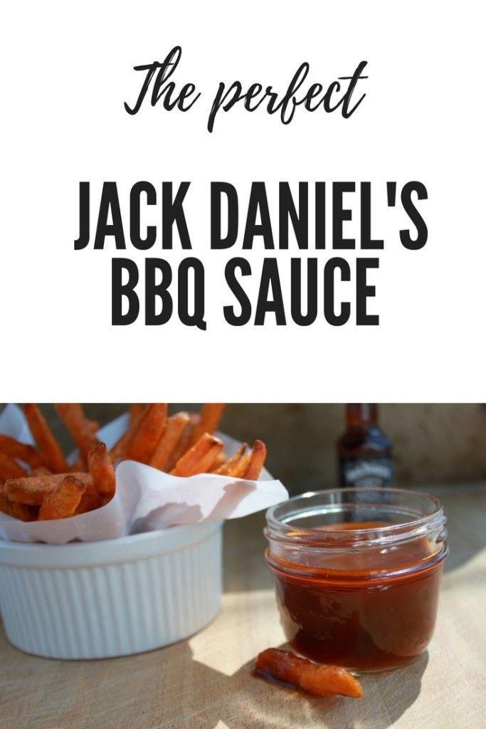 Sauce BBQ au Jack Daniel's - Savoureux Bonheur http://savoureuxbonheur.net/2017/08/10/sauce-bbq-jack-daniels/