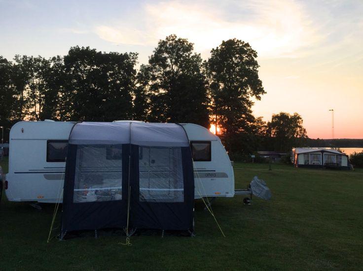 Camping am Ivösjön