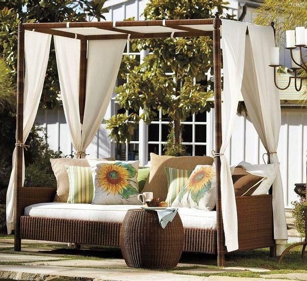 Cute Decoration Outdoo Canopy Design Ideas Outdoor Rooms Curtains Sunshades Summer Decorating Outdoor Furniture Good Looking