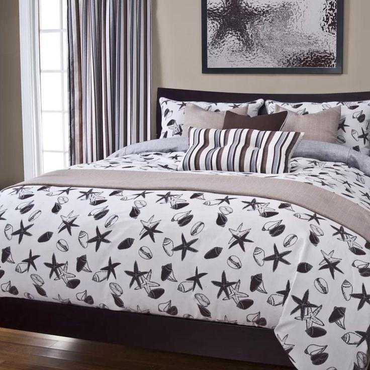 Starfish and Seashell Bedding Sets! Beach Bedding Sets and Coastal Bedding Sets for your Beach Home.