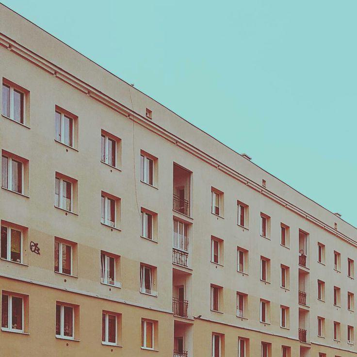 Kamienica przy Dwernickiego mieszkaniówka / housing