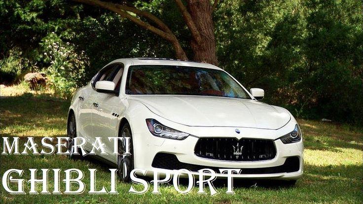 MASERATI Ghibli S Q4 Sport 2017 Review - Interior, Engine, Exhaust - Car...