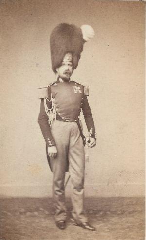 Garde Impériale, imperial guard, gendarmerie.