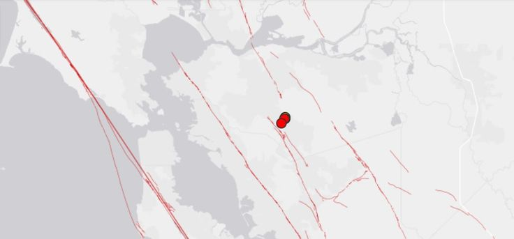 The swarm of small earthquakes continues to shake the East Bay, with four tremors overnight and into Tuesday morning centered near Mount Diablo, registering a 3.0, 2.9, 2.8, and 2.6 magnitude according to the United States Geological Survey.