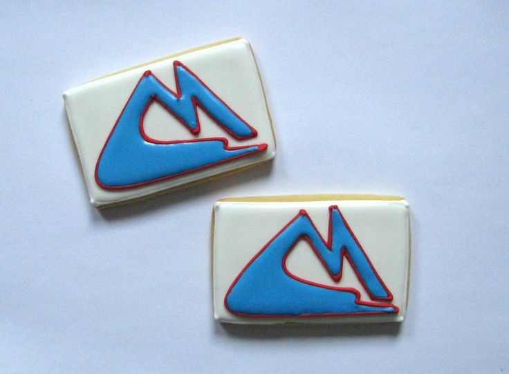 logo cookies Mach company for customers