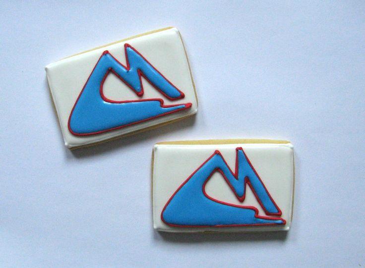 logo cookies Mach company for customers