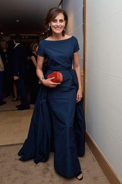 Ines de la Fressange Photos: L'Oreal Paris & UniFrance & Stylist Party - The 68th Annual Cannes Film Festival