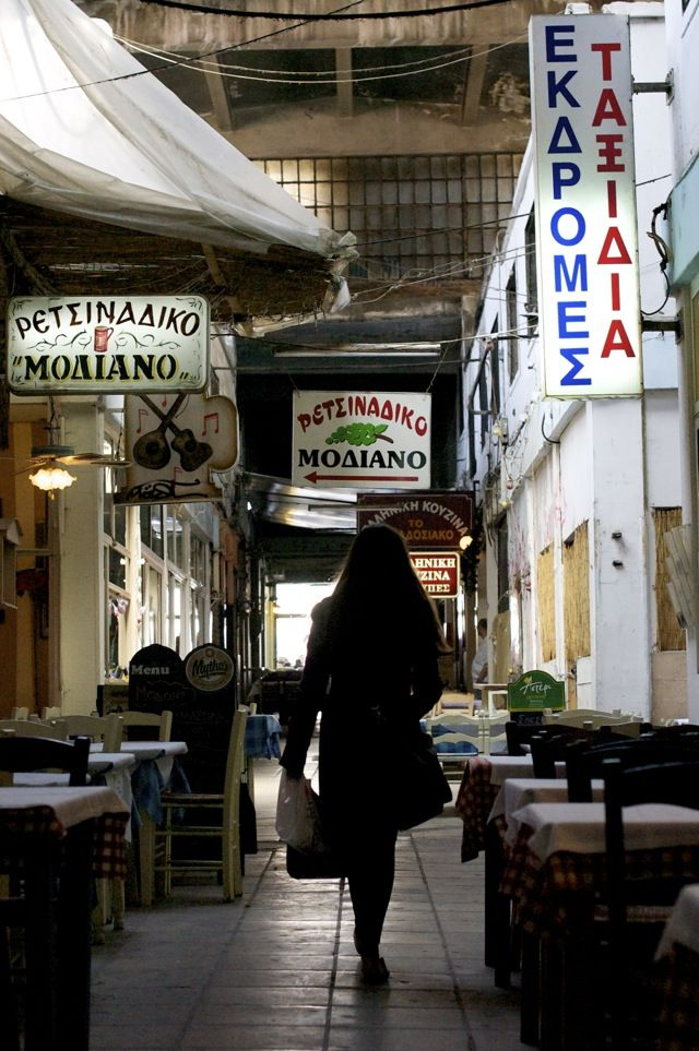 Modiano Market, Thessaloniki