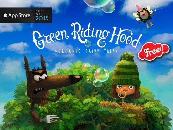 Aplicația Gratuită a Săptămânii: Green Riding Hood