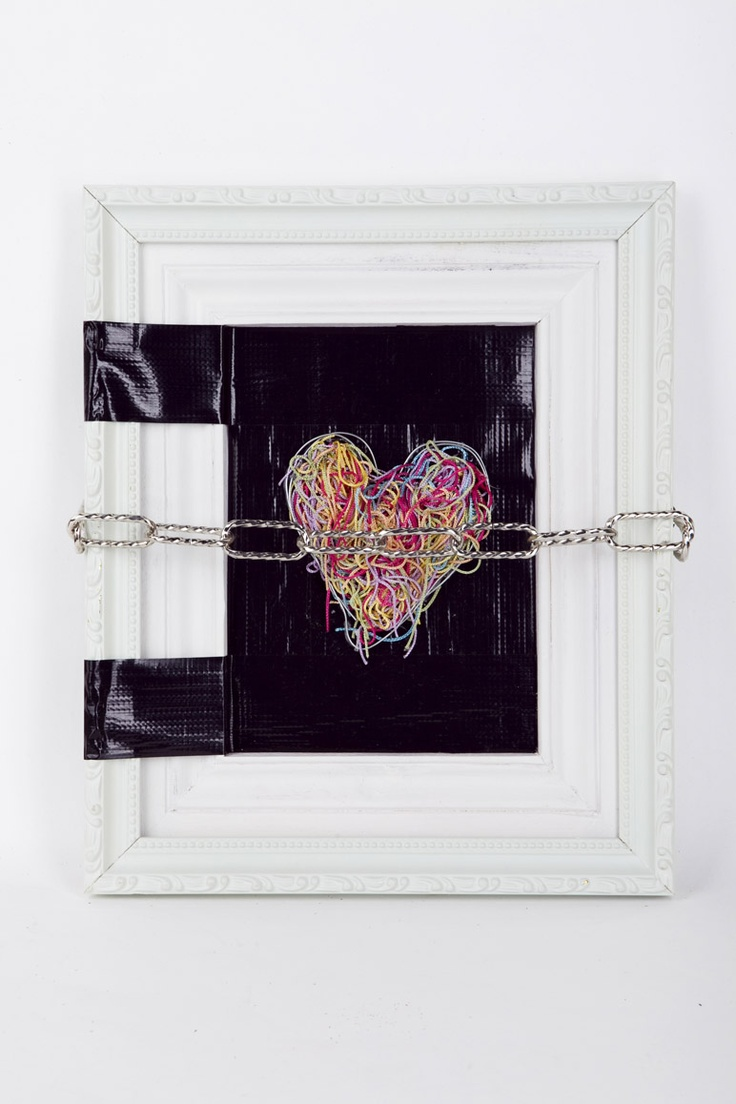 love chain by Kyriaki Sidiropoulou