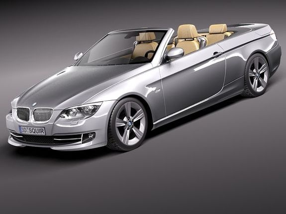 A more realistic buy - BMW 335i convertible