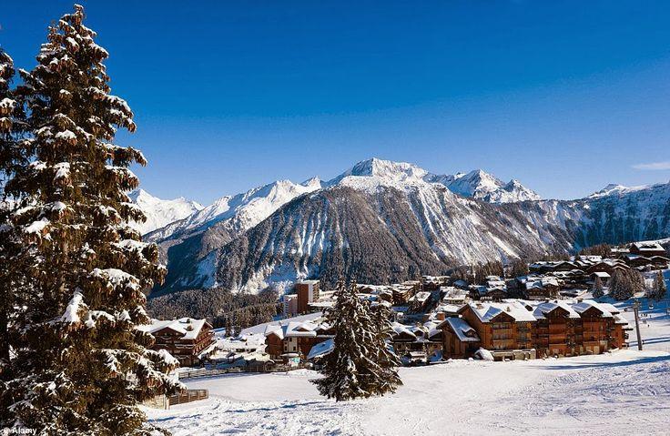 Inside the luxury £80,000 per week Courchevel ski chalet ~ Luxury Ideas