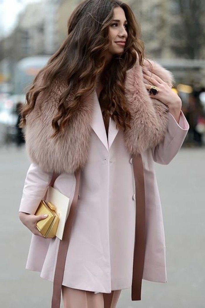 elegant manteua rose design femme collection printemps été 2016 femme