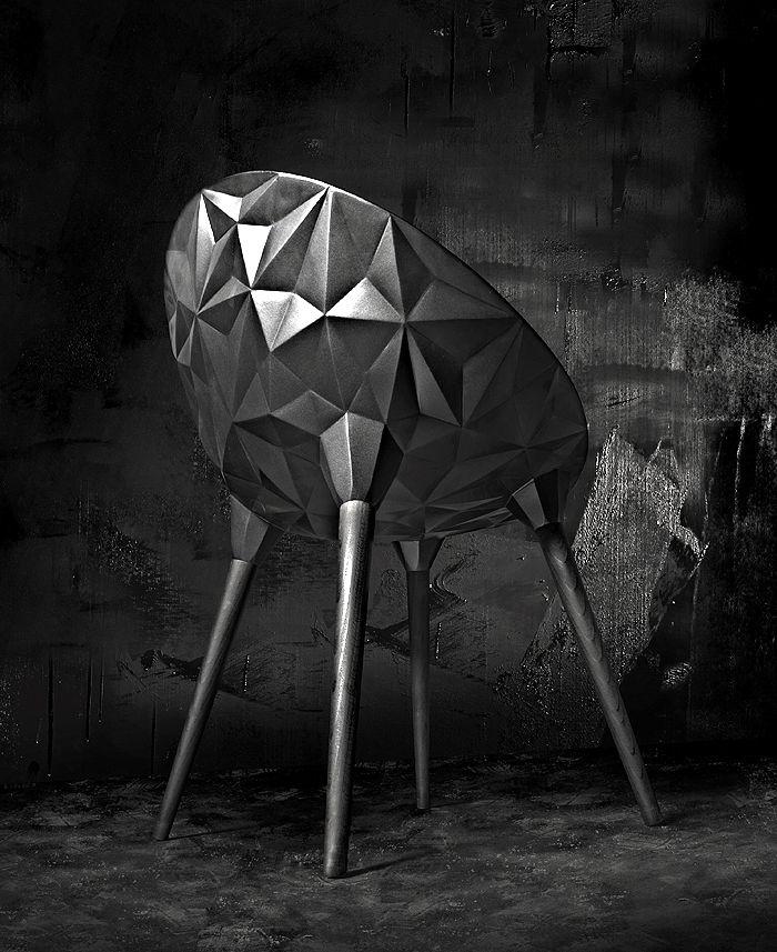 DIESEL + Moroso (Rock chair)
