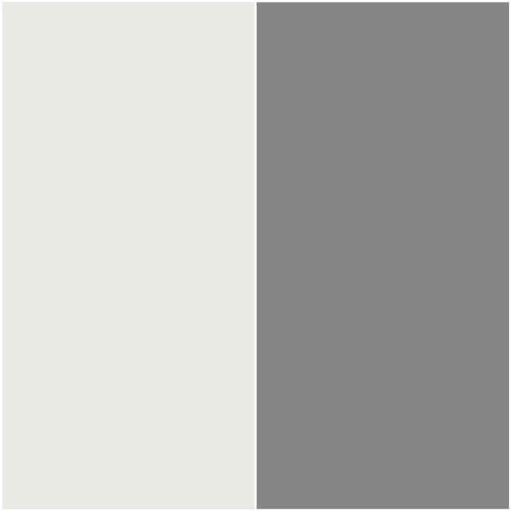 Dulux White Mist & Urban Obsession