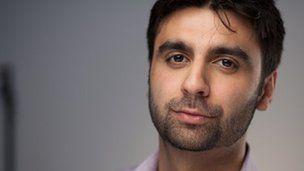 Armaan Kirmani as Sanjay
