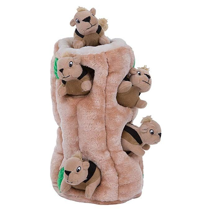 Outward Hound Interactive Puzzle Toy A Plush Hide And Seek
