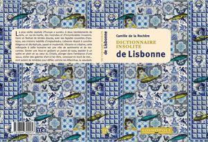 Lepetitjournal.com - LIVRE - Dictionnaire insolite de Lisbonne