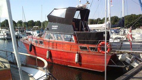 Kastrup Strandpark 31 2618, st., 2770 Kastrup - Bliv liebhaver-kaptajn i din flytbar bolig