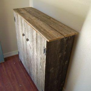 Classic Cupboard Style Server (2-door)