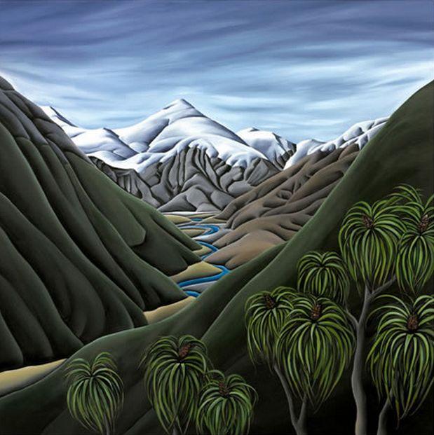 Beyond the Cascade by Diana Adams. Image Vault Ltd