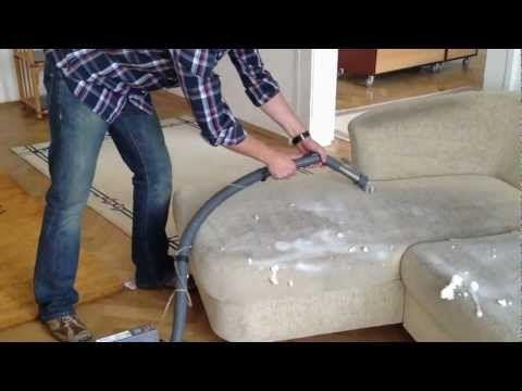 Údržbový radca: Ako vyčistiť gauč bez škôd | Môj byt