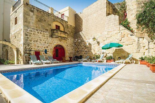 VILLA GREMXUL Xaghra, Gozo, Malta