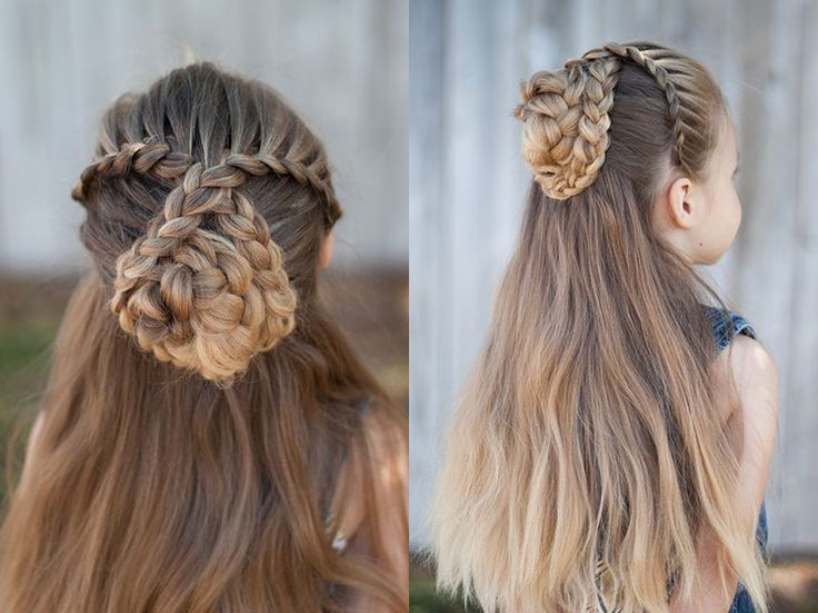 Hairstyles For Prom Cgh : Best 20 flower braids ideas on pinterest braid hair