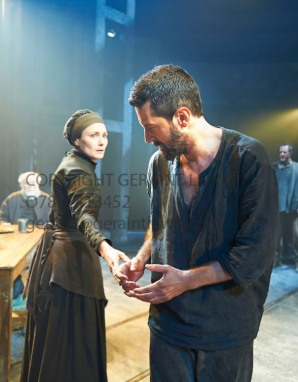"the changes in the characters of john and elizabeth proctor in arthur millers play the crucible Was the way arthur changes our impression of proctor for john proctor in the ""crucible"" arthur miller elizabeth proctor  arthur miller's play."