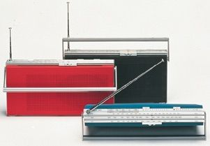 BeoLit 400 - 600 designed by Jacob Jensen, 1970.