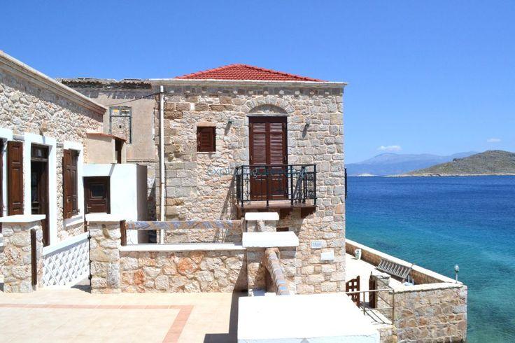 Ιμπορειός- Άποψη από σπίτι πάνω στη θάλασσα