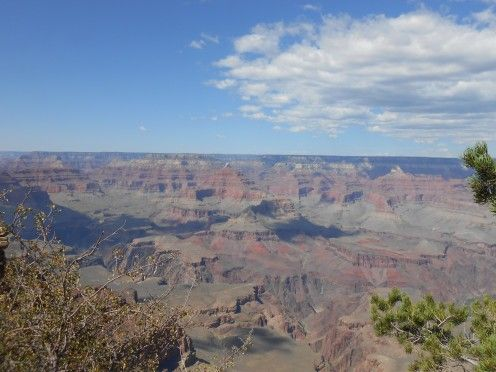 Grand Canyon, South Rim, at Mather Point