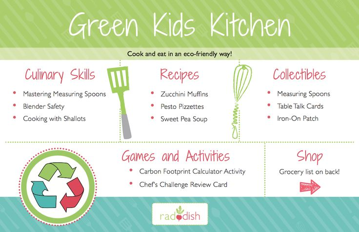 Raddish is a cooking club for kids. Our thematic cooking kits bring families together in the kitchen and around the table through edible education. Kitchen. Table. Family.