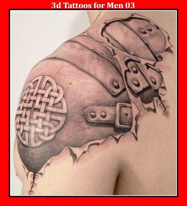 3d Tattoos for Men 03
