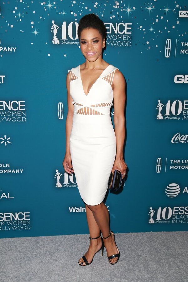 Kelly McCreary  - The 10th Annual Black Women in Hollywood Red Carpet Was Beyond Fabulous