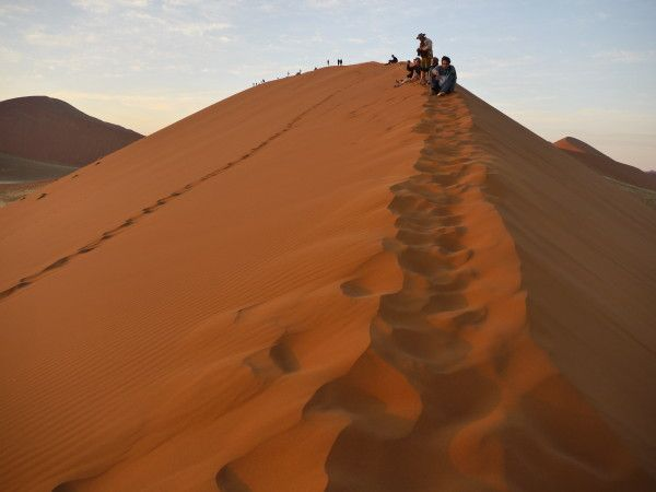 How to stay safe and comfortable in Namibia