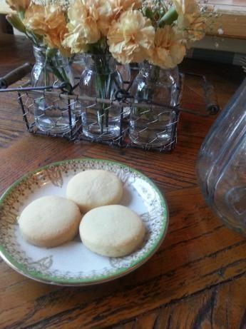 Way too often simple shortbread cookies recipe food com 42448