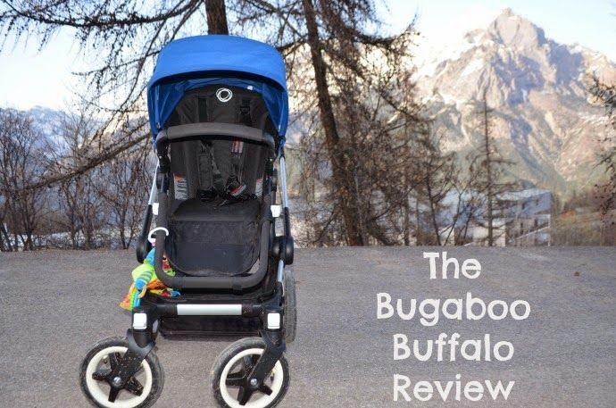 Bugaboo buffalo, buffalo review, all terrain pushchair