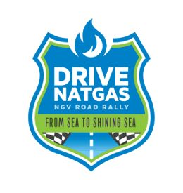 """From Sea-to-Shining-Sea"" Natural Gas Vehicle Road Rally Across America stopped at the Newport News public natural gas fueling station. Find a stop near you!"