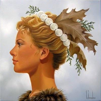Ginette Beaulieu - Born in 1954 in Amqui, Québec, Canada. 10